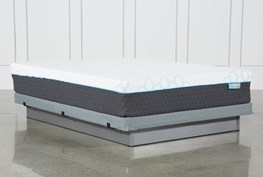 Revive H2 Firm Hybrid Queen Mattress W/Low Profile Foundation