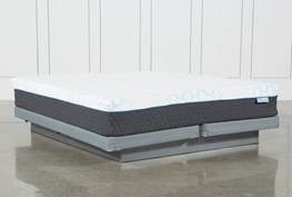 Revive H2 Firm Hybrid California King Mattress W/Low Profile Foundation