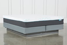 H2 Firm Hybrid Eastern King Mattress With Foundation