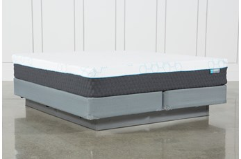 Kit-Revive H2 Firm Hybrid Eastern King Mattress W/Foundation