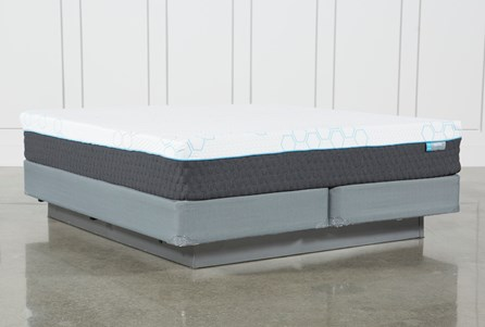 H2 Firm Eastern King Mattress W/Foundation