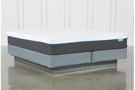 H2 Firm Eastern King Mattress W/Foundation - Main