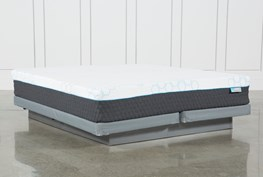 Revive H2 Firm Hybrid Eastern King Mattress W/Low Profile Foundation