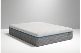 H2 Medium Hybrid Twin Mattress