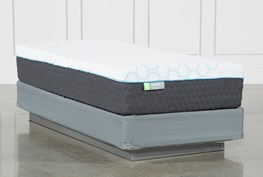 H2 Medium Hybrid Twin Mattress W/Foundation