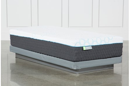 H2 Medium Hybrid Twin Xl Mattress W/Low Profile Foundation - Main