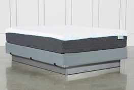 H2 Medium Hybrid Full Mattress W/Foundation