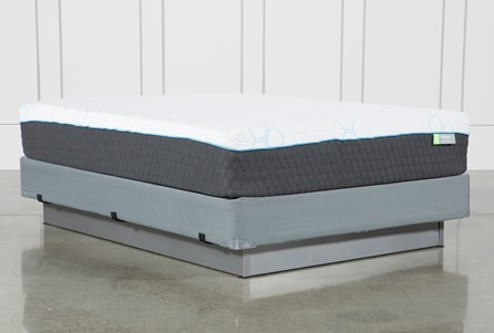 H2 Medium Full Mattress W/Foundation