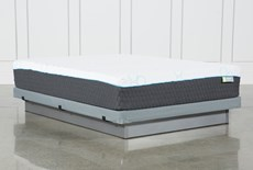 Kit-Revive H2 Medium Hybrid Full Mattress W/Low Profile Foundation