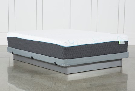 H2 Medium Full Mattress W/Low Profile Foundation