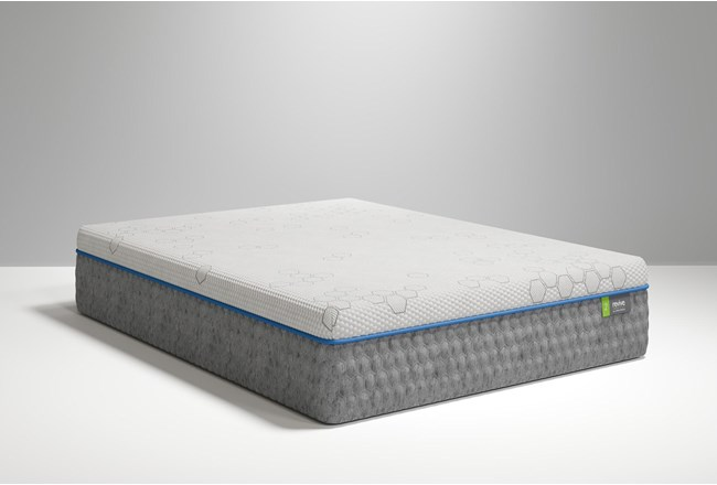 H2 Medium Hybrid Queen Mattress - 360