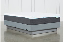 H2 Medium Hybrid Queen Mattress With Foundation
