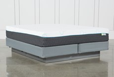 Kit-Revive H2 Medium Hybrid California King Mattress W/Foundation