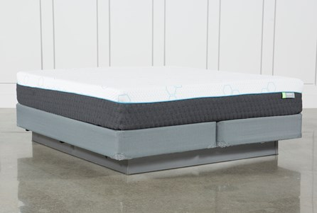 H2 Medium California King Mattress W/Foundation