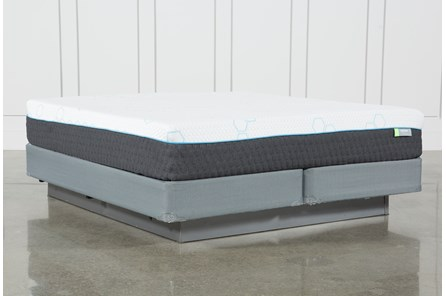 H2 Medium California King Mattress W/Foundation - Main