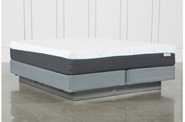 Kit-Revive H2 Medium Hybrid Eastern King Mattress W/Foundation