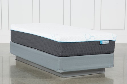 H2 Plush Twin Mattress W/Foundation - Main