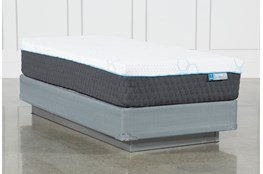 Kit-Revive H2 Plush Hybrid Twin Extra Long Mattress W/Foundation