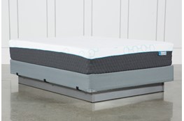 Kit-Revive H2 Plush Hybrid Full Mattress W/Foundation
