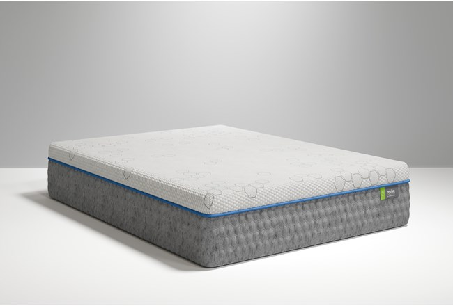 Revive H2 Plush Hybrid Queen Mattress - 360
