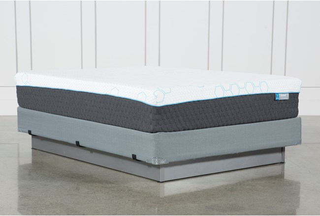 Kit-Revive H2 Plush Hybrid Queen Mattress W/Foundation - 360