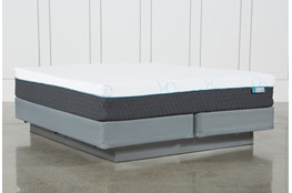 H2 Plush Hybrid Cal King Mattress W/Foundation