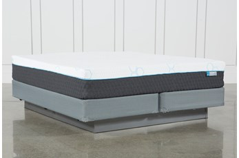 Kit-Revive H2 Plush Hybrid California King Mattress W/Foundation