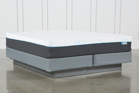 H2 Plush California King Mattress W/Foundation