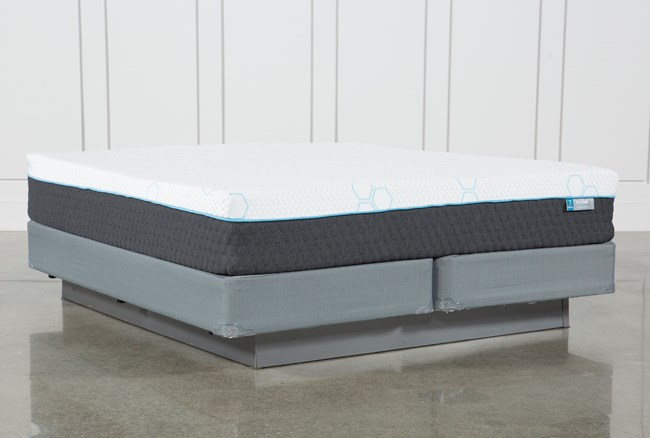 H2 Plush California King Mattress W/Foundation - 360