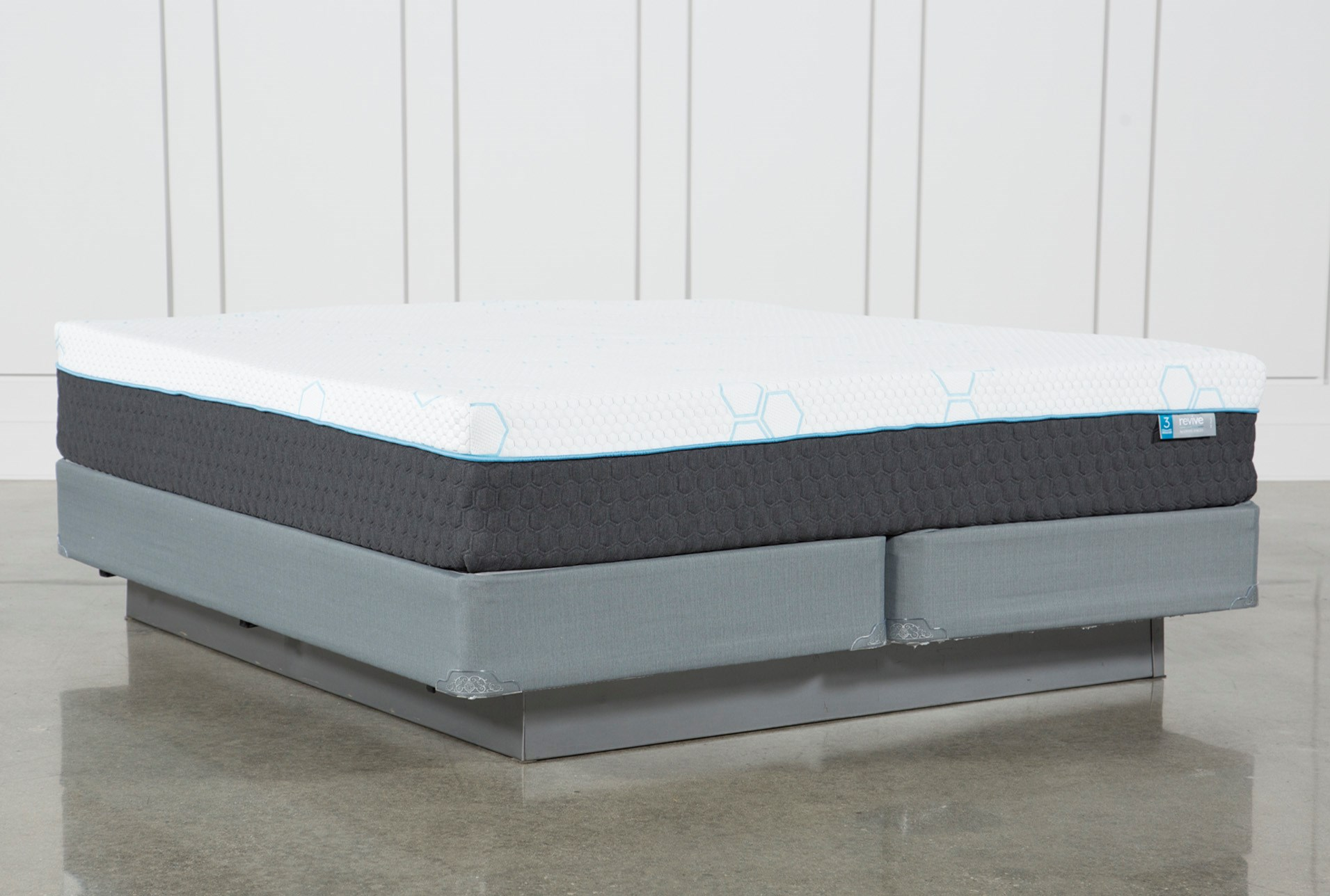 eastern king mattress. H2 Plush Eastern King Mattress W/Foundation (Qty: 1) Has Been Successfully Added To Your Cart.