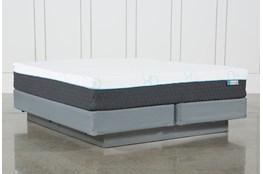 Kit-Revive H2 Plush Hybrid Eastern King Mattress W/Foundation