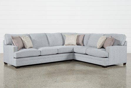 Josephine 2 Piece Sectional With Left Arm Facing Sofa