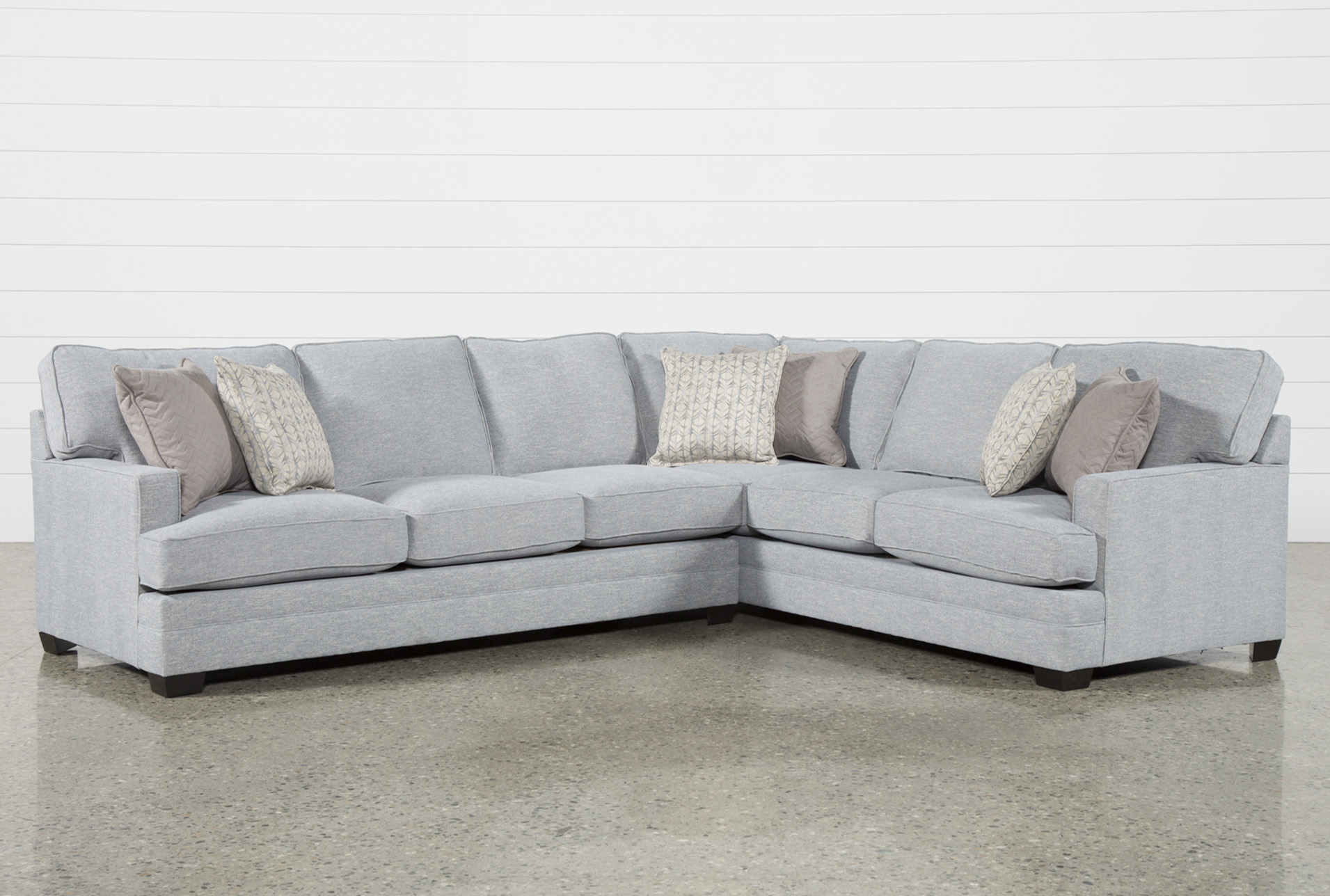 Exceptionnel Josephine 2 Piece Sectional W/Laf Sofa   360