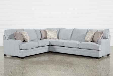 Josephine 2 Piece Sectional With Right Arm Facing Sofa