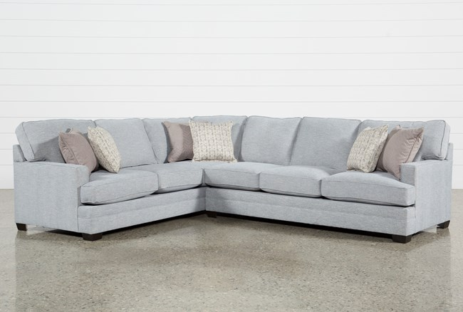 Josephine 2 Piece Sectional With Right Arm Facing Sofa - 360