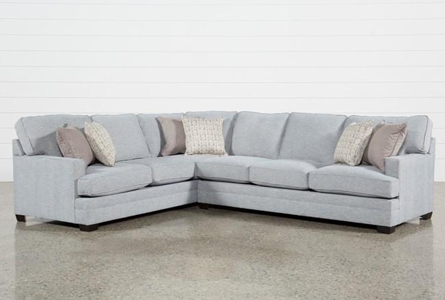 Josephine 2 Piece Sectional W/Raf Sofa - 360
