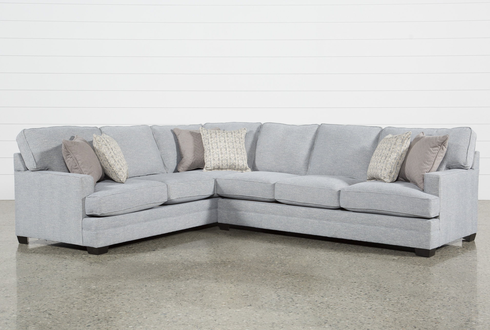 Josephine 2 Piece Sectional W/Raf Sofa (Qty: 1) Has Been Successfully Added  To Your Cart.