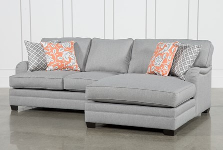 Marissa 2 Piece Sectional W/Raf Chaise