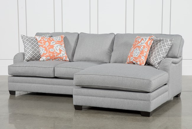 Marissa 2 Piece Sectional W/Raf Chaise - 360