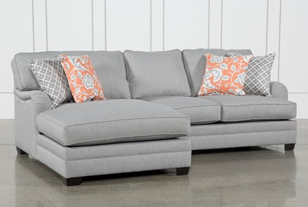 Marissa 2 Piece Sectional W/Laf Chaise