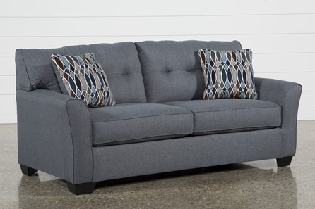 Chilkoot Gunmetal Full Sofa Sleeper