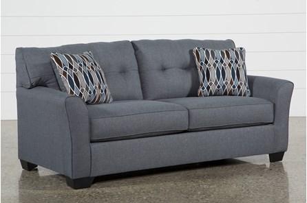 Chilkoot Gunmetal Full Sofa Sleeper - Main
