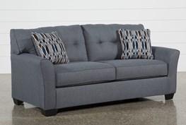 Chilkoot Gunmetal Sofa