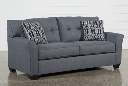 Chilkoot Gunmetal Sofa