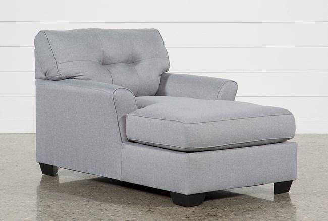 Chilkoot Smoke Chaise - 360