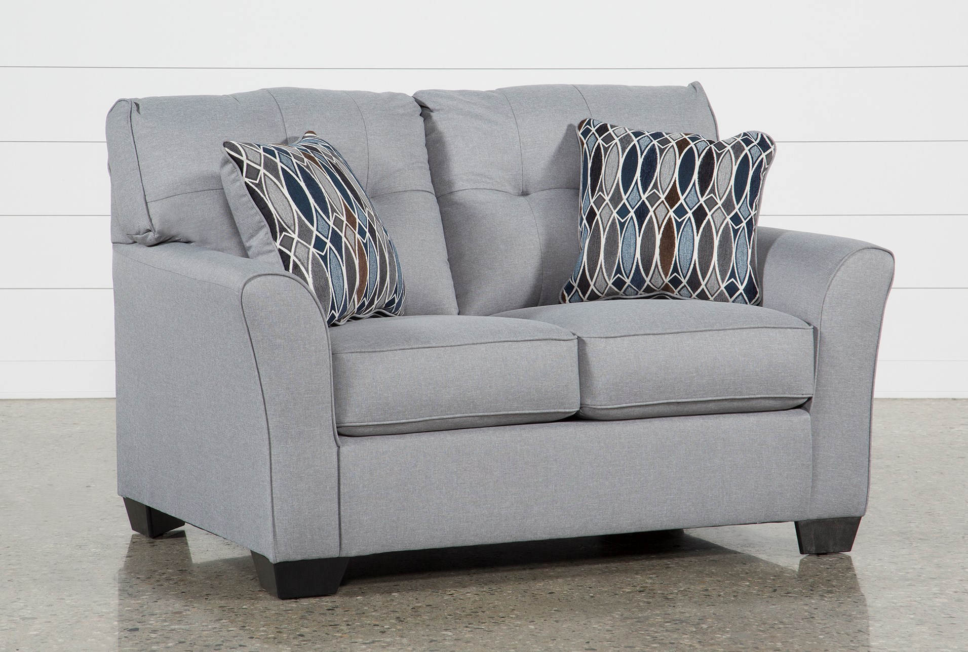 Chilkoot Smoke Loveseat Qty 1 Has Been Successfully Added To Your Cart