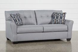 Chilkoot Smoke Full Sofa Sleeper