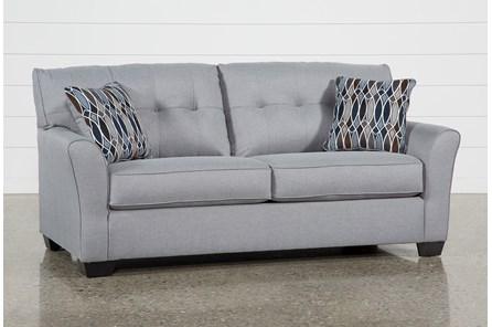 Chilkoot Smoke Full Sofa Sleeper - Main