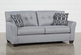 Chilkoot Smoke Sofa