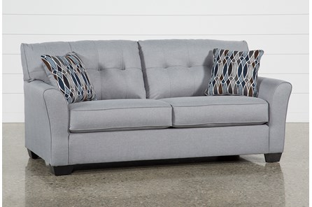 Chilkoot Smoke Sofa - Main